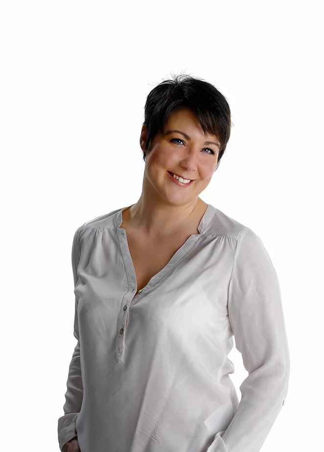 Tanja Grossrieder Portrait